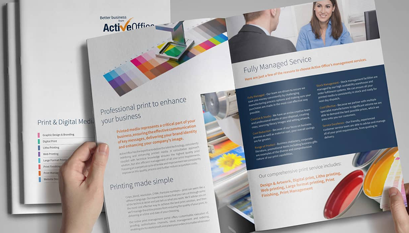 All the Print your Business Needs